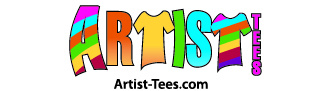 Artist-Tees Full Color Custom T-shirts